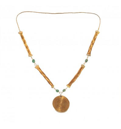 INDIAN TOPANGA NECKLACE
