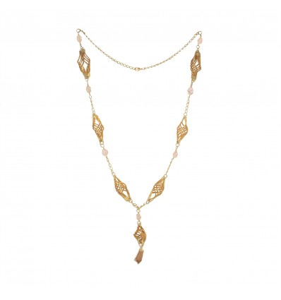 MURA QUARTZ NECKLACE