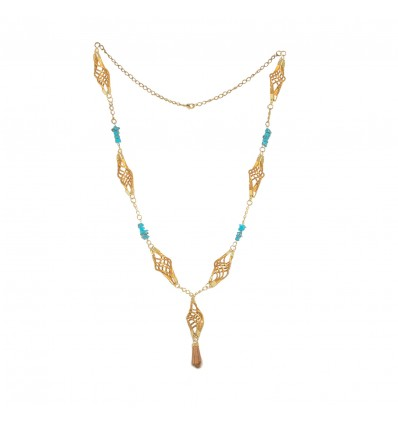 MURA EMERARA NECKLACE